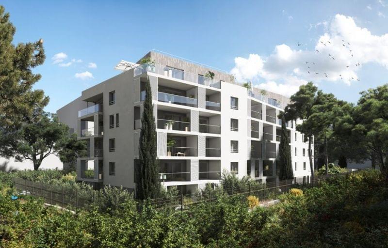 Plus d info sur la résidence Injoy Residence à Marseille 13010