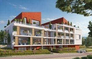 Plus d info sur la résidence Les Jardins d'Alba à Marseille 13011