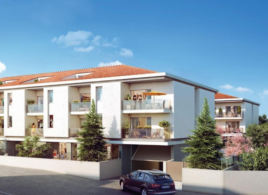 Résidence à Marseille 13012 Proche centre-ville, Résidence à taille humaine, Parking,