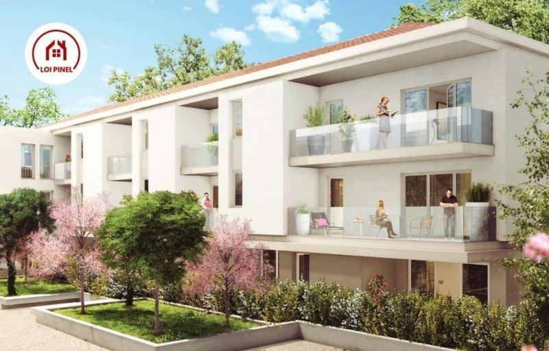 Immobilier neuf Marseille 13012
