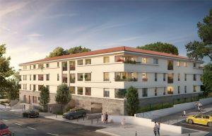 Plus d info sur la résidence Coeur Village à Marseille 13013