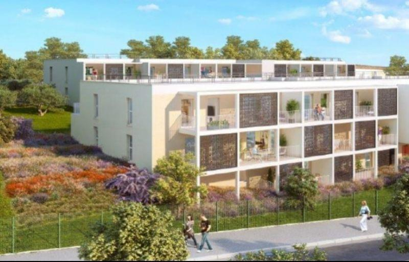Immobilier neuf Marseille 13013
