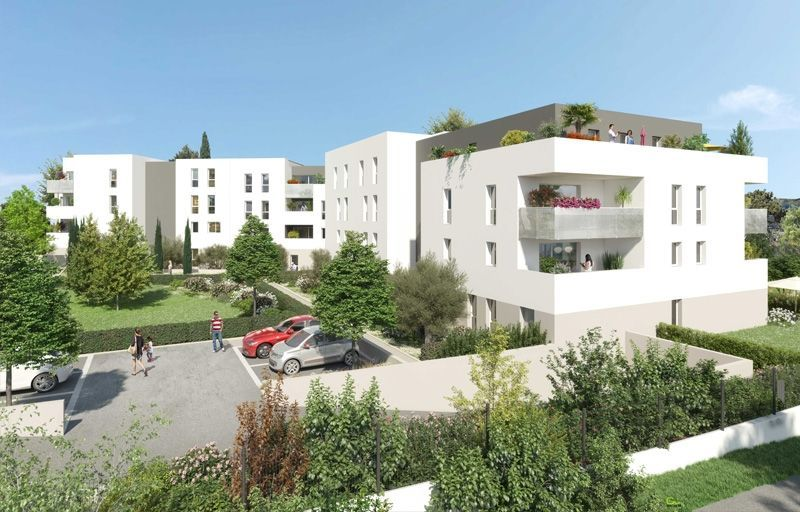 Programme immobilier neuf Marseille 13013