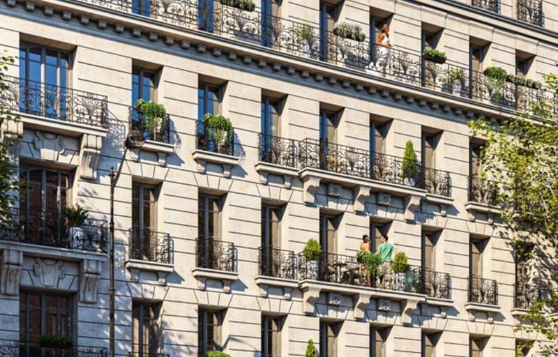 Programme immobilier neuf Marseille 13001