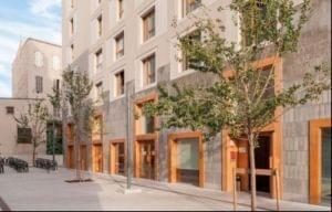 Plus d info sur la résidence euromed appart city à Marseille 13002