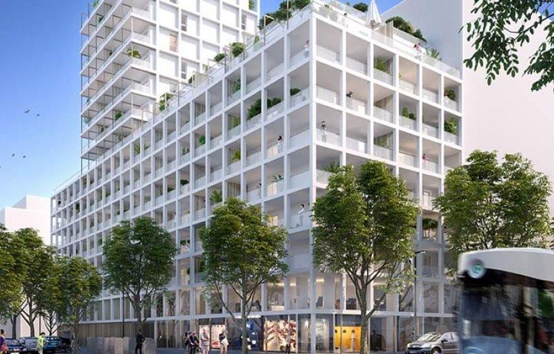 Immobilier neuf Marseille 13005