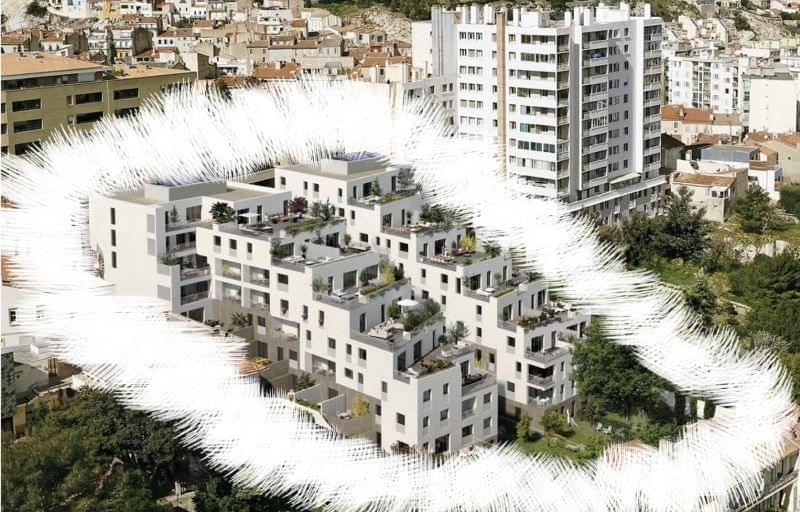 Programme immobilier neuf Marseille 13006