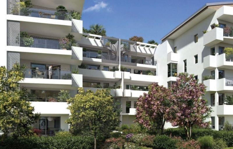 Programme immobilier neuf Marseille 13008
