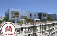 Plus d info sur la résidence 8ème Art à Marseille 13008