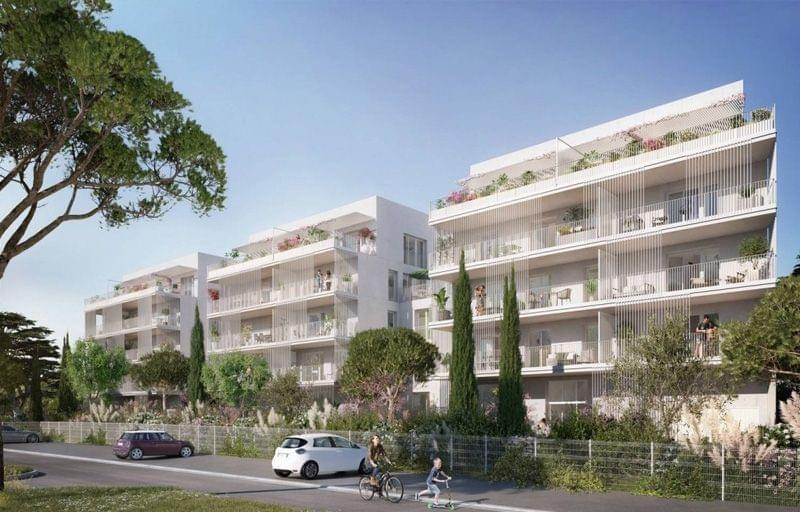 Plus d info sur la résidence Eloquence à Marseille 13008