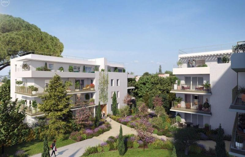 Plus d info sur la résidence 9eme Sens à Marseille 13009