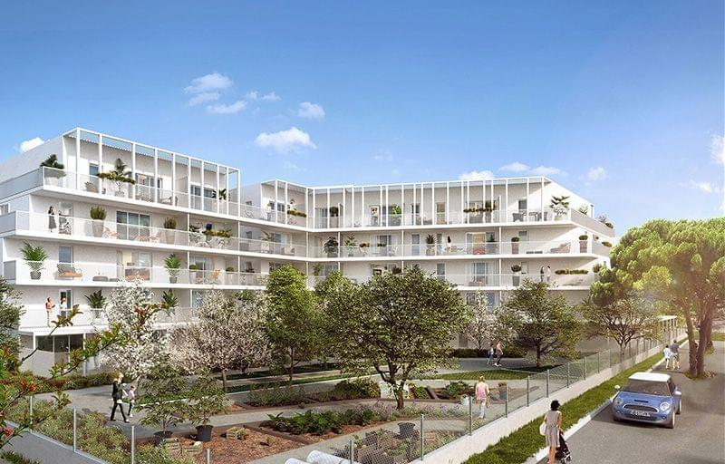 Programme immobilier neuf Marseille 13009