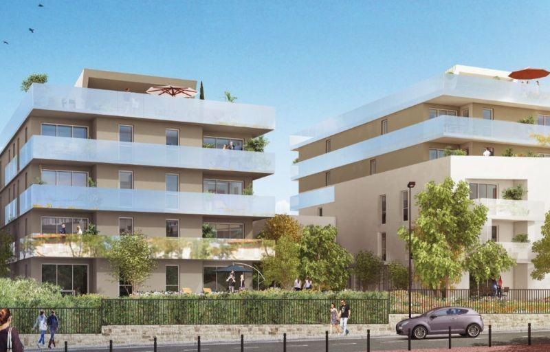 Immobilier neuf Marseille 13009