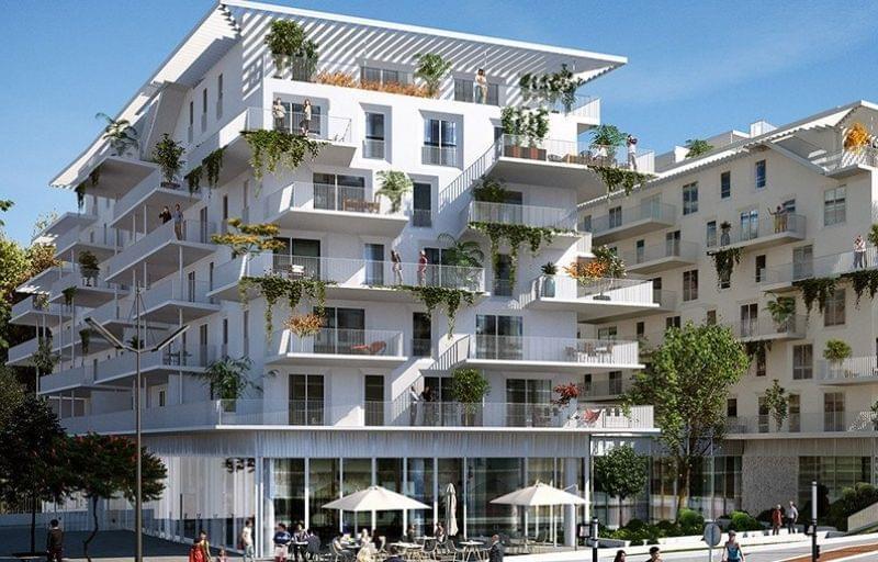Appartement neuf Marseille 13009