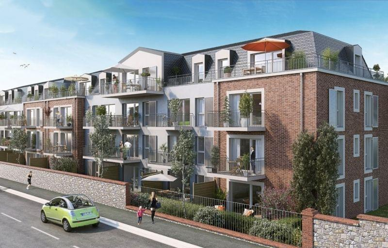 Programme immobilier neuf Honfleur