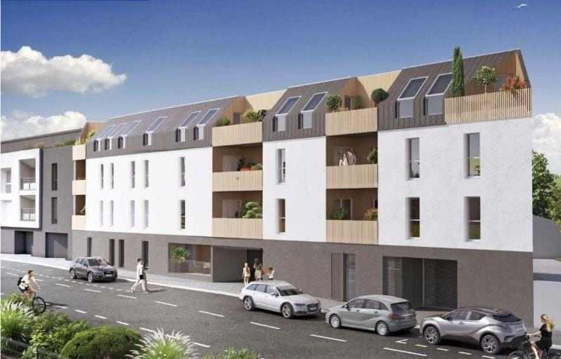 Programme immobilier neuf La Rochelle