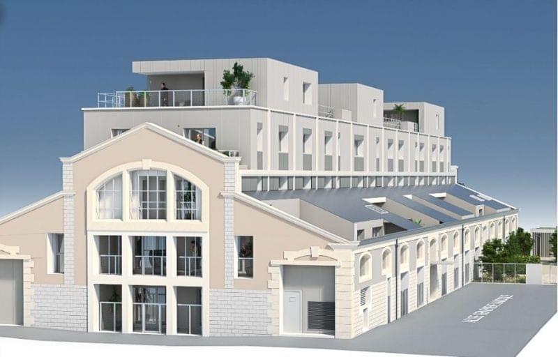 Plus d info sur la résidence hall 12 à Dijon