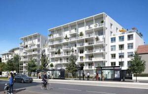 Plus d info sur la résidence Opale à Dijon