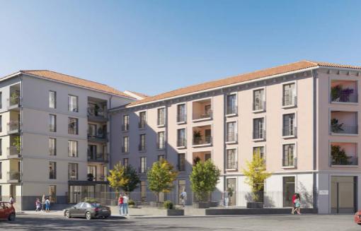 Plus d info sur la résidence Résidiales Valence à Valence