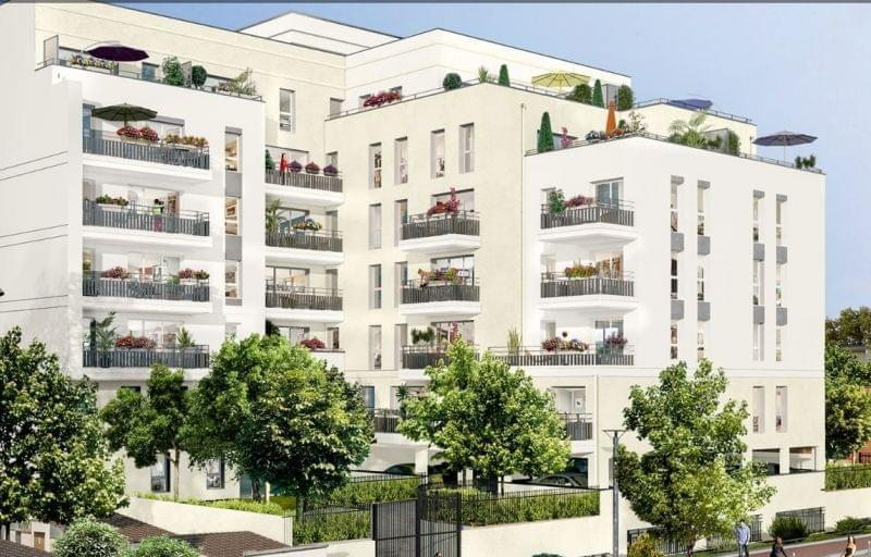 Programme immobilier neuf Juvisy-sur-Orge