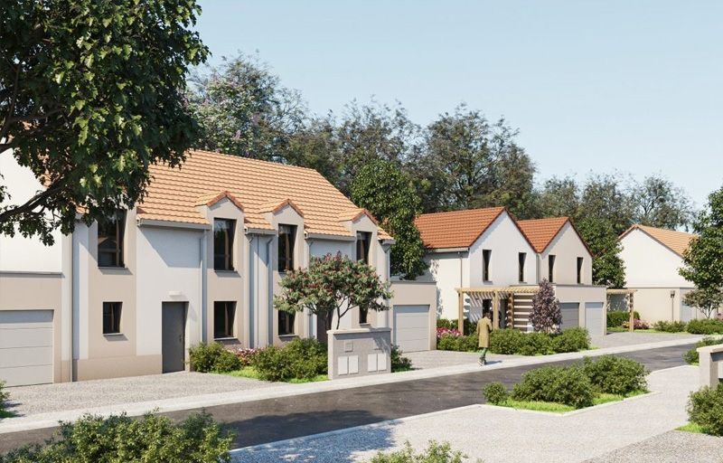 Programme immobilier neuf Montlhéry