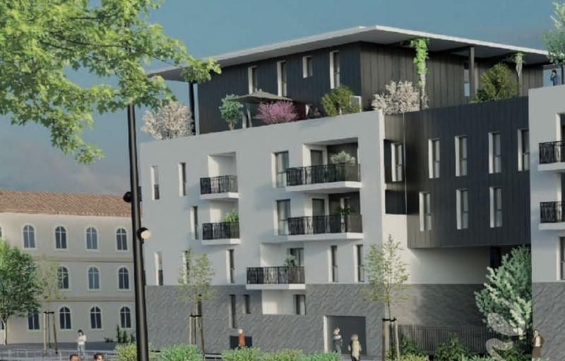 Programme immobilier neuf Nîmes