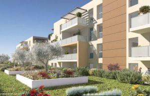 Appartement neuf Nîmes