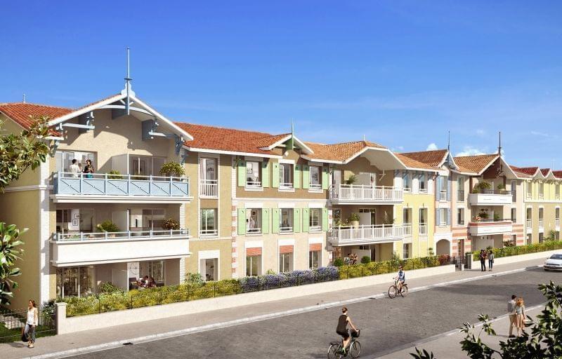 Programme immobilier neuf Arcachon