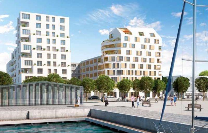 Derniers lots programme immobilier neuf Bordeaux livrable 2017 - 6Nergy