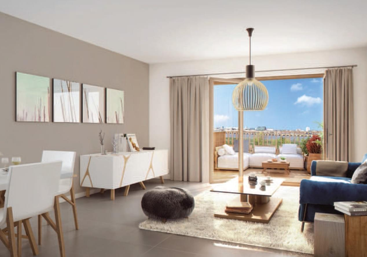Ambitieux projet immobilier neuf bordeaux pour investir for Logement sur bordeaux