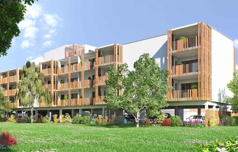Programme neuf pinel livrable 2017 lormont proche de for Programme immobilier neuf 2017