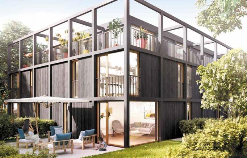 programmes immobiliers neufs pessac 1 programmes pinel pessac en livraison rapide bbc et rt 2012. Black Bedroom Furniture Sets. Home Design Ideas