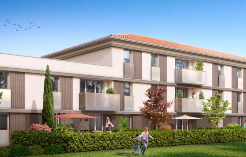 Programme immobilier neuf Villenave-d