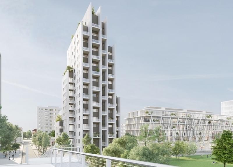 Nouveau ! programme immobilier neuf Huningue  livrable 2022