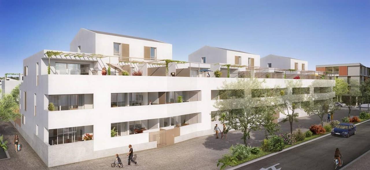 Résidence à Beauzelle Appartements lumineux, Jardin partagé, Proche commodités, ,