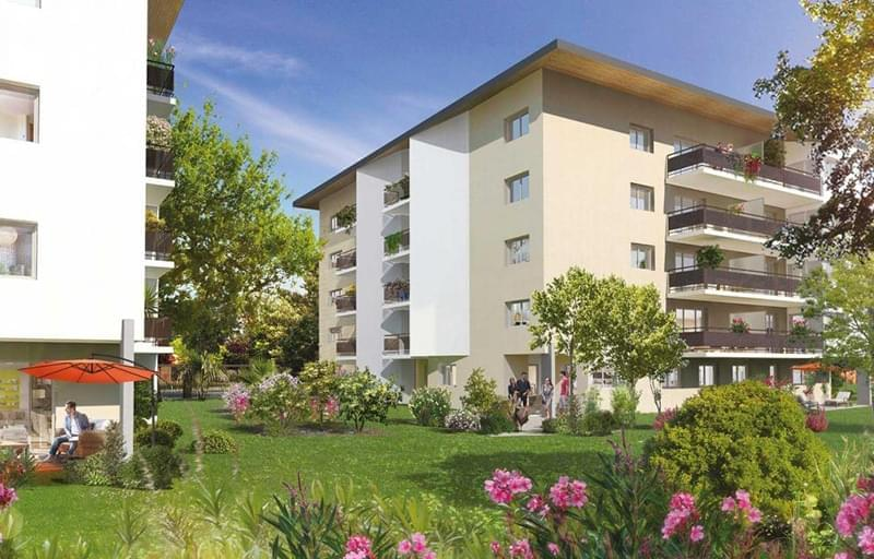 Programme immobilier neuf Toulouse