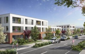 Plus d info sur la résidence Nuances Celadon à Toulouse