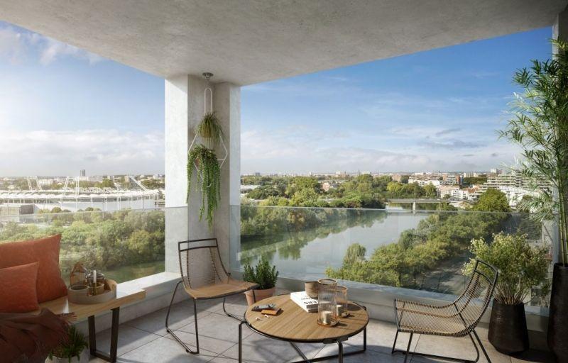 Plus d info sur la résidence So City à Toulouse