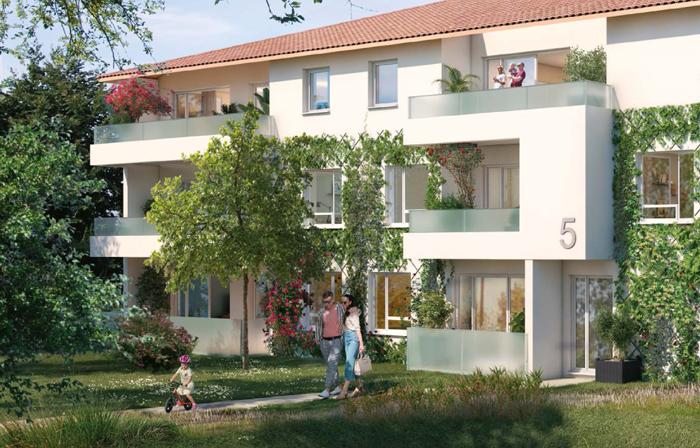 Programme immobilier neuf Villeneuve-Tolosane