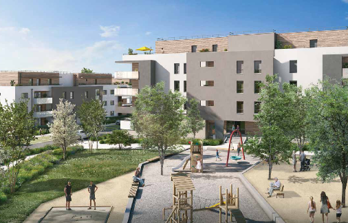 Appartement neuf Allonzier-la-Caille