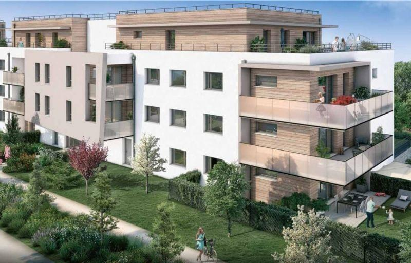 Immobilier neuf Allonzier-la-Caille