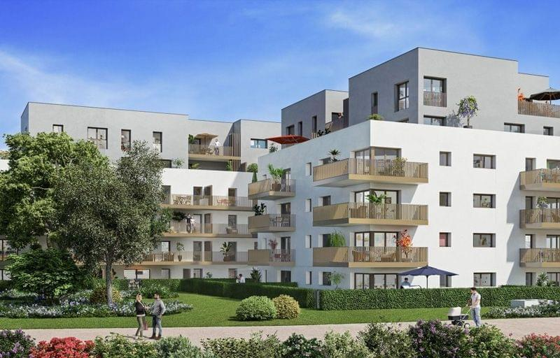 Programme immobilier neuf Ambilly