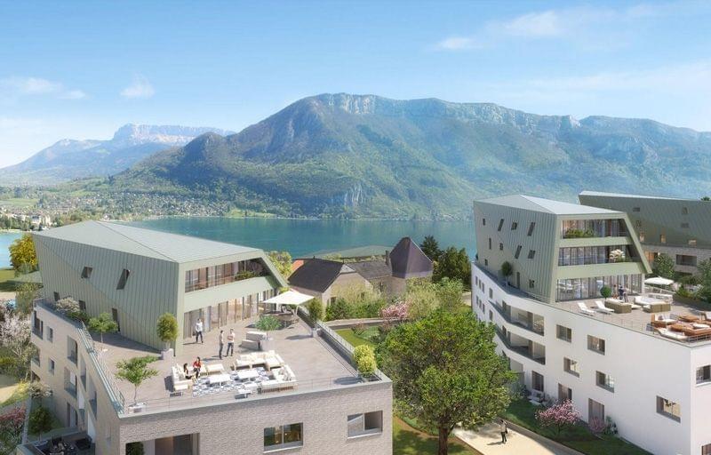 Logement neuf Annecy