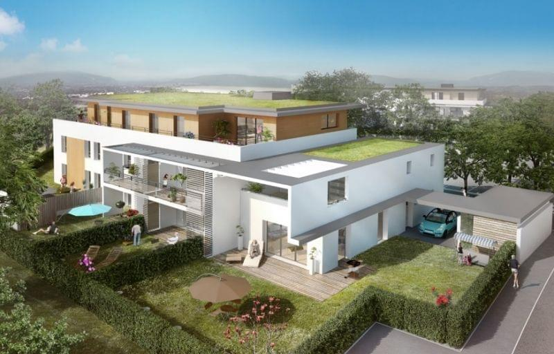 Immobilier neuf Annecy