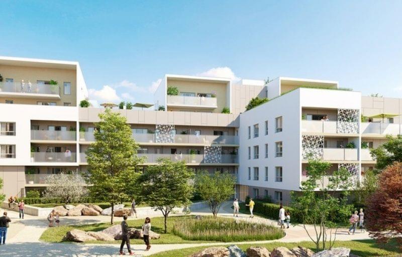 Appartement neuf Annecy