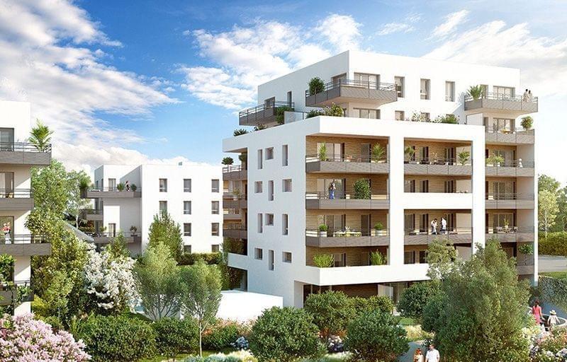 Programme immobilier neuf Annemasse