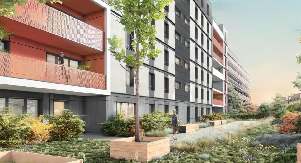Résidence à Annemasse Résidence en plein cœur de la ville, Proximité commerces et transports en communs , Des logements connectés ,