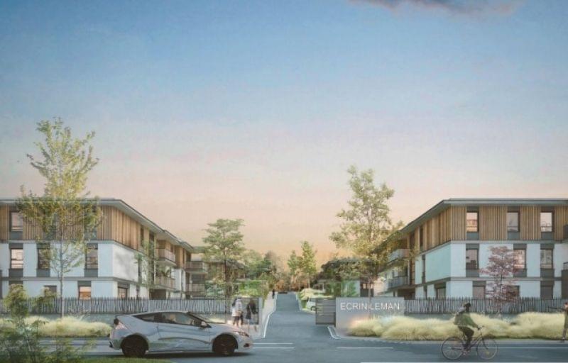 Programme immobilier neuf Anthy-sur-Léman