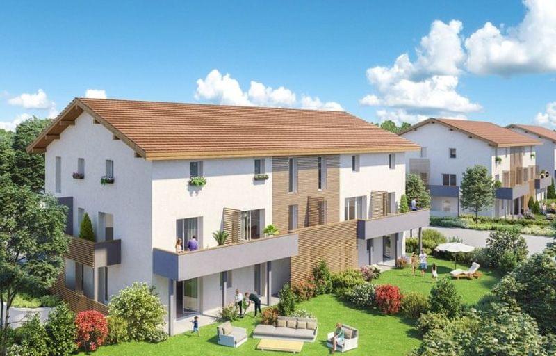 Immobilier neuf Anthy-sur-Léman