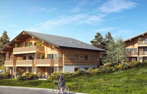 Programme immobilier neuf Arâches-la-Frasse
